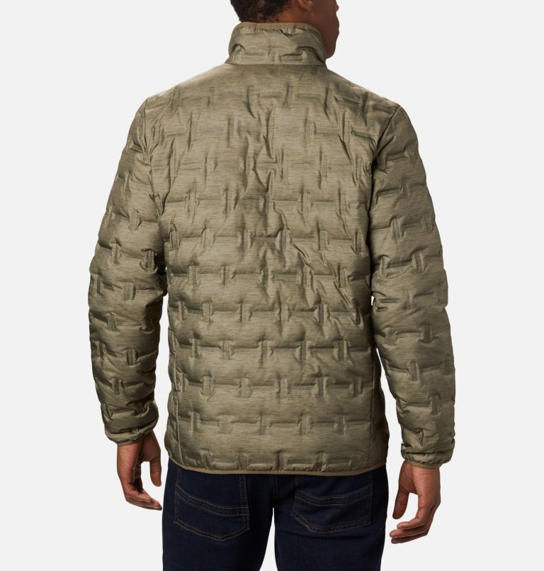 Men's Delta Ridge™ Down Jacket Men's Delta Ridge™ Down Jacket, back