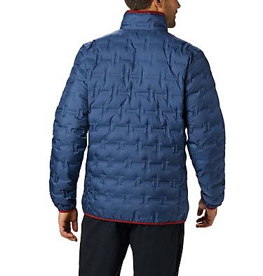 Men's Delta Ridge™ Down Jacket Delta Ridge™ Down Jacket | 664 | L, Dark Mountain, back