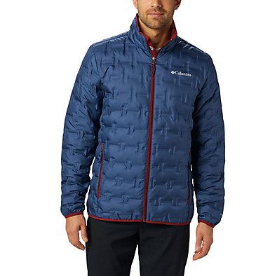 Men's Delta Ridge™ Down Jacket Delta Ridge™ Down Jacket | 664 | L, Dark Mountain, front
