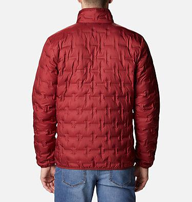 Men's Delta Ridge™ Down Jacket Delta Ridge™ Down Jacket | 664 | L, Red Jasper, back