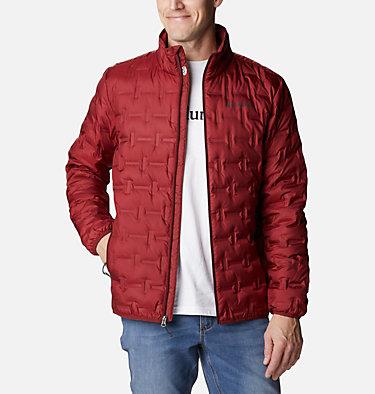Men's Delta Ridge™ Down Jacket Delta Ridge™ Down Jacket | 664 | L, Red Jasper, front