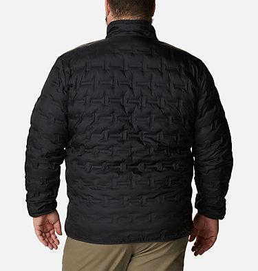 Manteau en duvet Delta Ridge™ pour homme Delta Ridge™ Down Jacket | 010 | 1X, Black, back