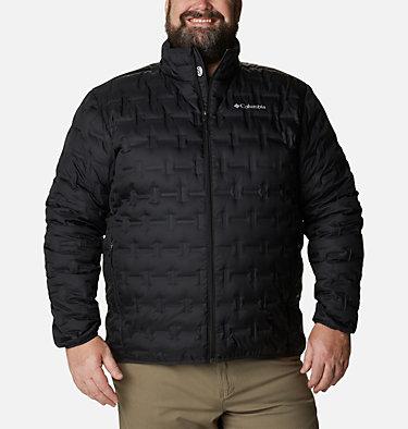 Manteau en duvet Delta Ridge™ pour homme Delta Ridge™ Down Jacket | 010 | 1X, Black, front