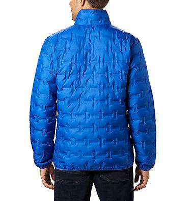 Men's Delta Ridge™ Down Jacket - Big Delta Ridge™ Down Jacket | 437 | 1X, Azul, back