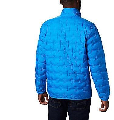 Manteau en duvet Delta Ridge™ pour homme Delta Ridge™ Down Jacket | 010 | 1X, Azure Blue, back