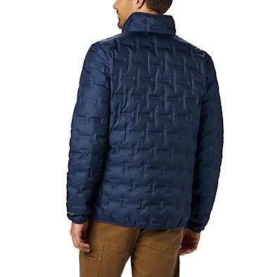 Manteau en duvet Delta Ridge™ pour homme Delta Ridge™ Down Jacket | 010 | 1X, Collegiate Navy, back