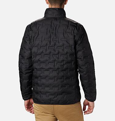 Manteau en duvet Delta Ridge™ pour homme Delta Ridge™ Down Jacket | 010 | 2XT, Black, back