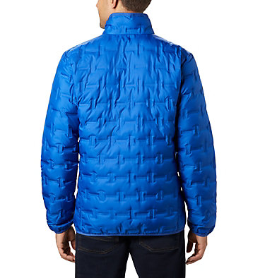 Men's Delta Ridge™ Down Jacket - Tall Delta Ridge™ Down Jacket   437   XLT, Azul, back