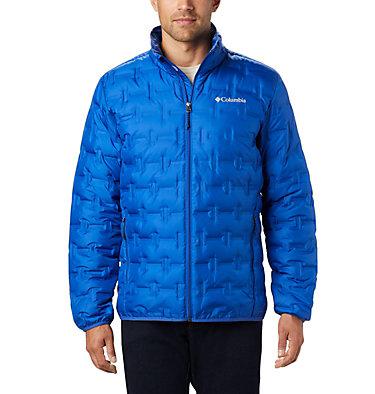 Men's Delta Ridge™ Down Jacket - Tall Delta Ridge™ Down Jacket   437   XLT, Azul, front