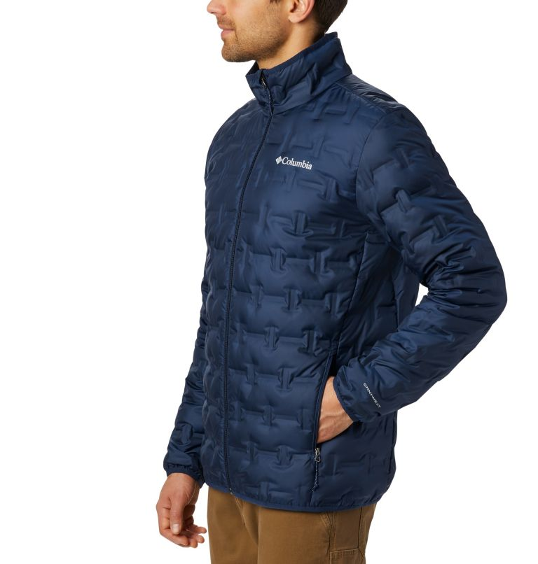 Delta Ridge™ Down Jacket | 464 | 2XT Men's Delta Ridge™ Down Jacket - Tall, Collegiate Navy, a1
