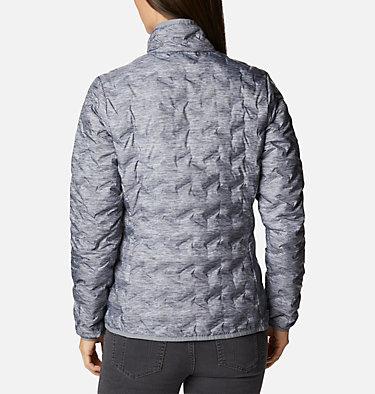 Women's Delta Ridge™ Down Jacket Delta Ridge™ Down Jacket | 032 | M, Tradewinds Grey Heather, back