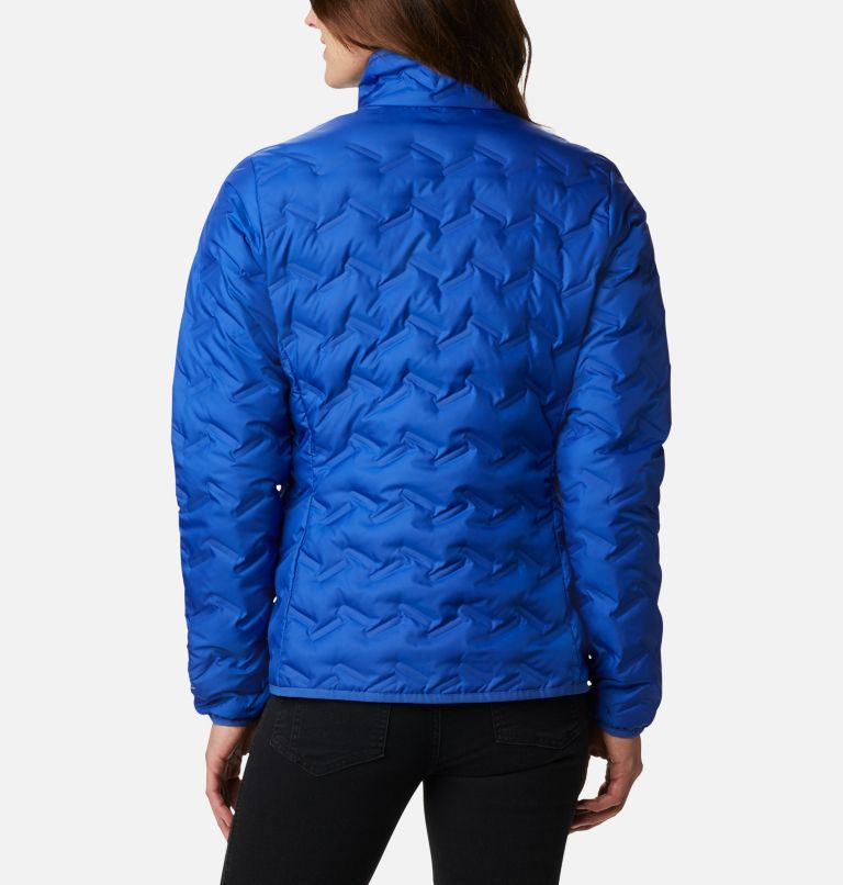 Women's Delta Ridge™ Down Jacket Women's Delta Ridge™ Down Jacket, back