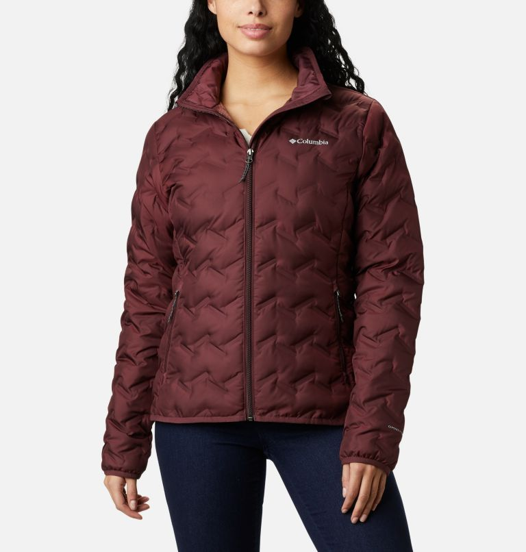 Women's Delta Ridge™ Down Jacket Women's Delta Ridge™ Down Jacket, front