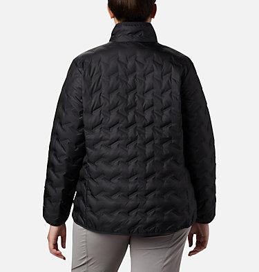 Women's Delta Ridge™ Down Jacket - Plus Size Delta Ridge™ Down Jacket | 671 | 2X, Black, back