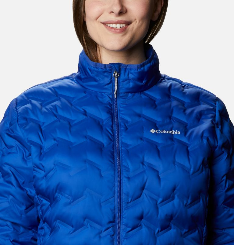 Women's Delta Ridge™ Down Jacket - Plus Size Women's Delta Ridge™ Down Jacket - Plus Size, a2