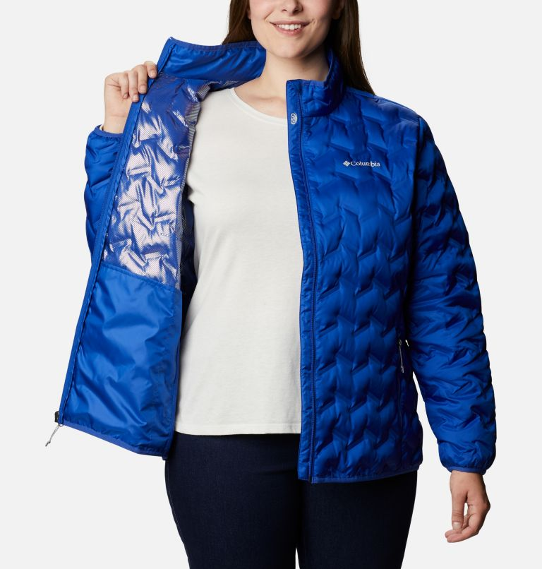 Women's Delta Ridge™ Down Jacket - Plus Size Women's Delta Ridge™ Down Jacket - Plus Size, a3