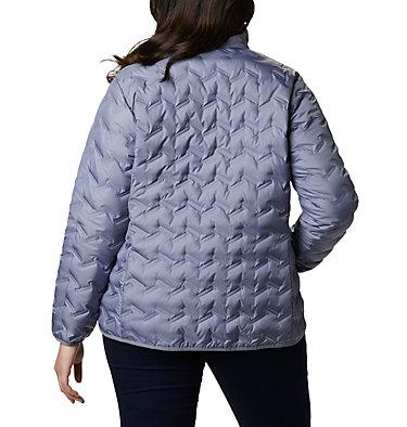 Women's Delta Ridge™ Down Jacket - Plus Size Delta Ridge™ Down Jacket | 671 | 2X, New Moon, back