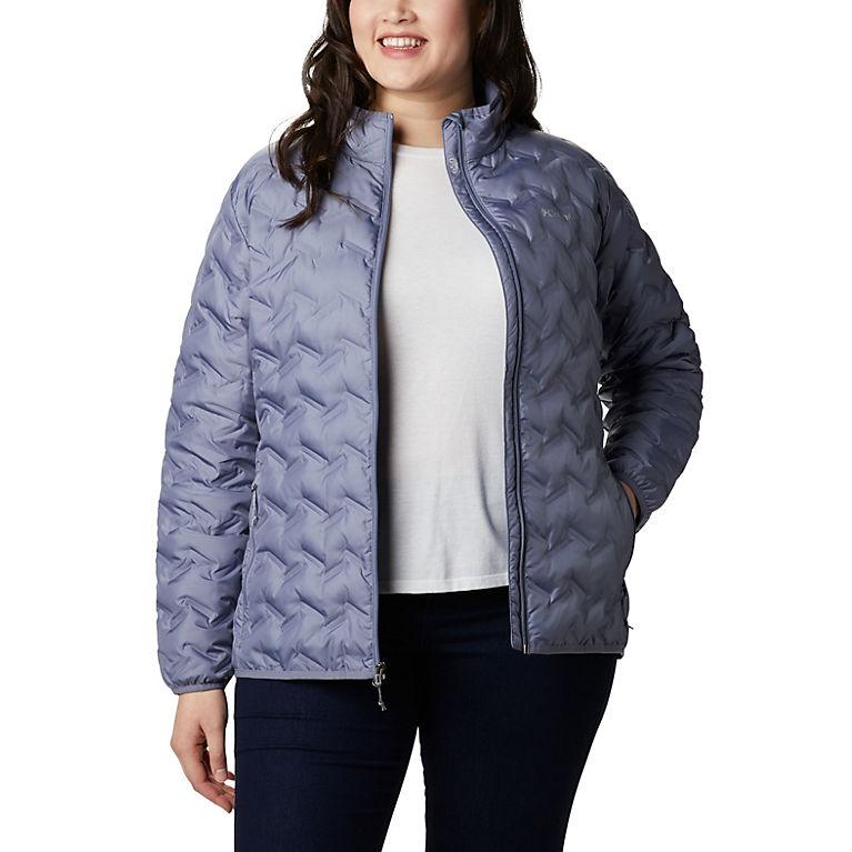 Women's Delta Ridge™ Down Jacket Plus Size
