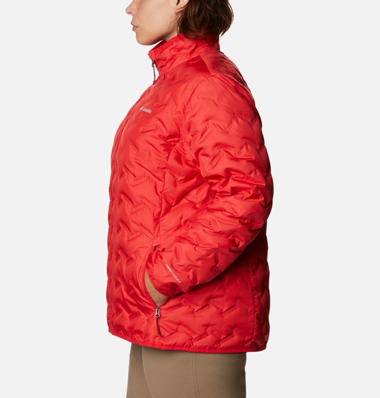 Women's Delta Ridge™ Down Jacket - Plus Size Women's Delta Ridge™ Down Jacket - Plus Size, a1
