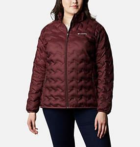 Women's Delta Ridge™ Down Jacket - Plus Size