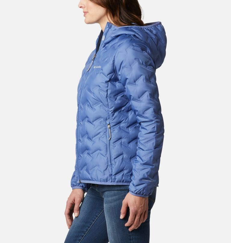 Delta Ridge™ Down Hooded Jacket | 458 | XXL Women's Delta Ridge™ Down Hooded Jacket, Velvet Cove, a1