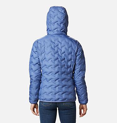 Women's Delta Ridge™ Down Hooded Jacket Delta Ridge™ Down Hooded Jacket | 458 | XL, Velvet Cove, back