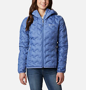 Women's Delta Ridge™ Down Hooded Jacket