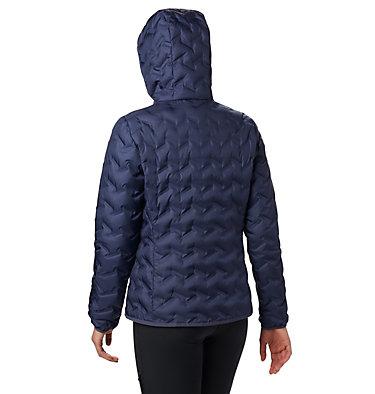 Women's Delta Ridge™ Down Hooded Jacket Delta Ridge™ Down Hooded Jacket | 458 | XL, Nocturnal, back