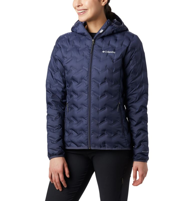 Women's Delta Ridge™ Down Hooded Jacket – Price Drop to .92 W/ Code at Columbia.com!