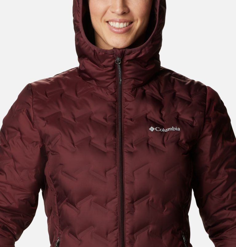 Women's Delta Ridge™ Down Hooded Jacket Women's Delta Ridge™ Down Hooded Jacket, a2