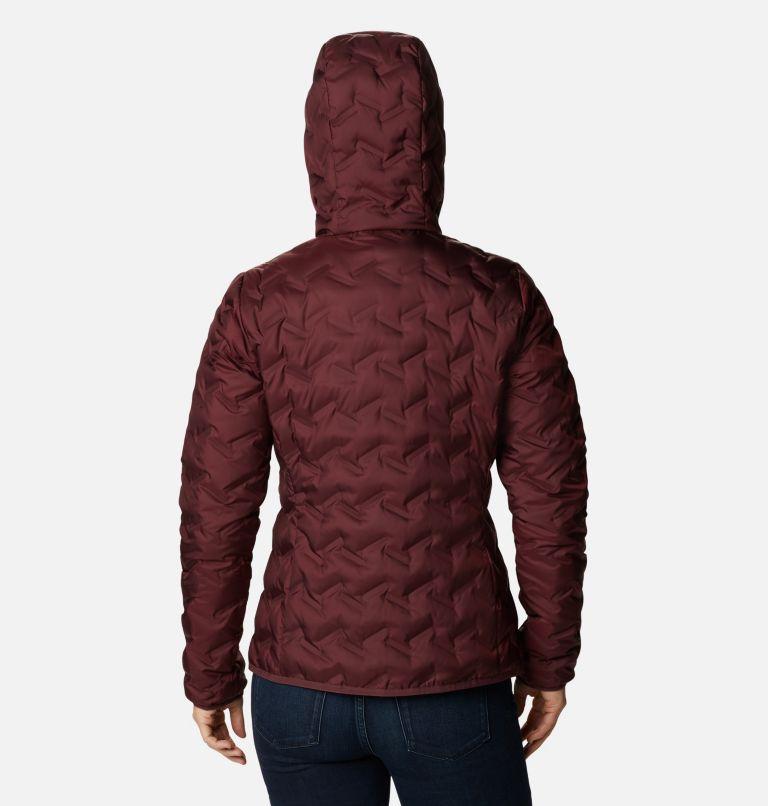 Women's Delta Ridge™ Down Hooded Jacket Women's Delta Ridge™ Down Hooded Jacket, back