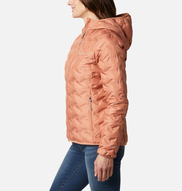 Women's Delta Ridge Down Hooded Jacket Women's Delta Ridge Down Hooded Jacket, a1