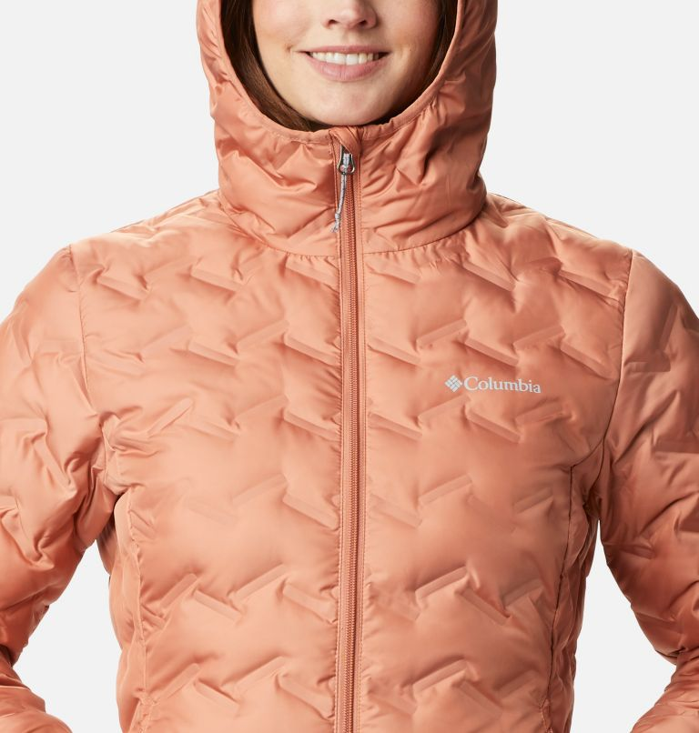 Women's Delta Ridge Down Hooded Jacket Women's Delta Ridge Down Hooded Jacket, a2