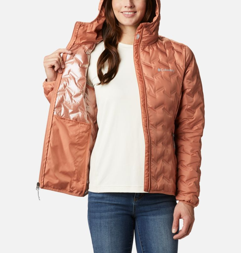 Women's Delta Ridge Down Hooded Jacket Women's Delta Ridge Down Hooded Jacket, a3