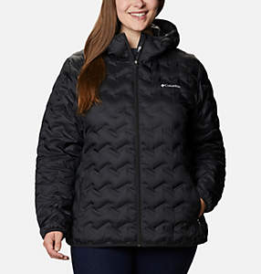 Women's Delta Ridge™ Down Hooded Jacket - Plus Size