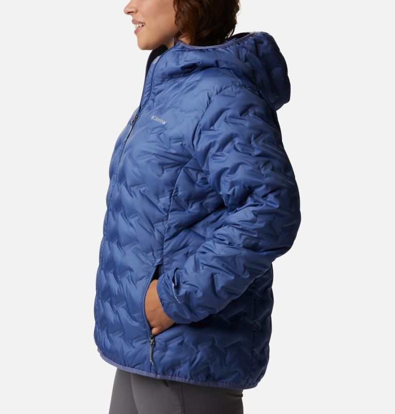 Women's Delta Ridge™ Down Hooded Jacket - Plus Size Women's Delta Ridge™ Down Hooded Jacket - Plus Size, a1