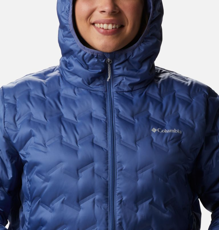 Women's Delta Ridge™ Down Hooded Jacket - Plus Size Women's Delta Ridge™ Down Hooded Jacket - Plus Size, a2