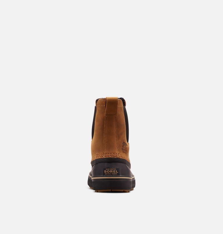 CHEYANNE™ METRO CHELSEA WP | 286 | 10 Men's Cheyanne™ Metro Chelsea Boot, Elk, Black, back
