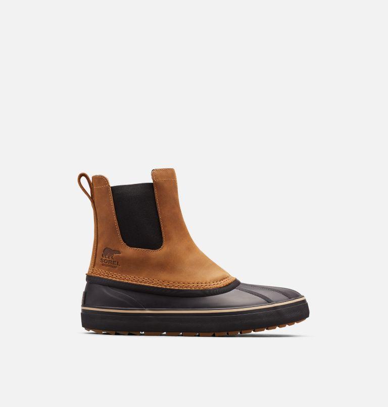 CHEYANNE™ METRO CHELSEA WP | 286 | 10 Men's Cheyanne™ Metro Chelsea Boot, Elk, Black, front