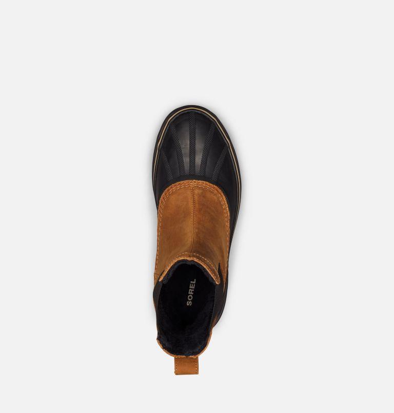 CHEYANNE™ METRO CHELSEA WP | 286 | 10 Men's Cheyanne™ Metro Chelsea Boot, Elk, Black, top