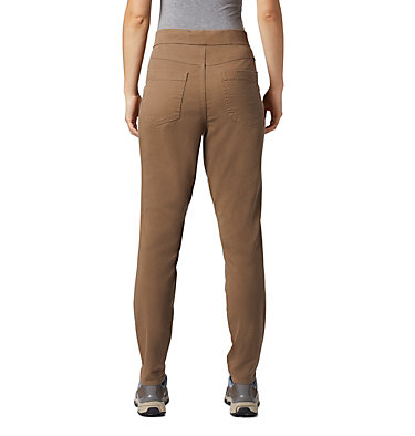 Women's Pinnacle Peak™ Colored Twill Leggings Pinnacle Peak™ Colored Twill L | 522 | L, Truffle, back