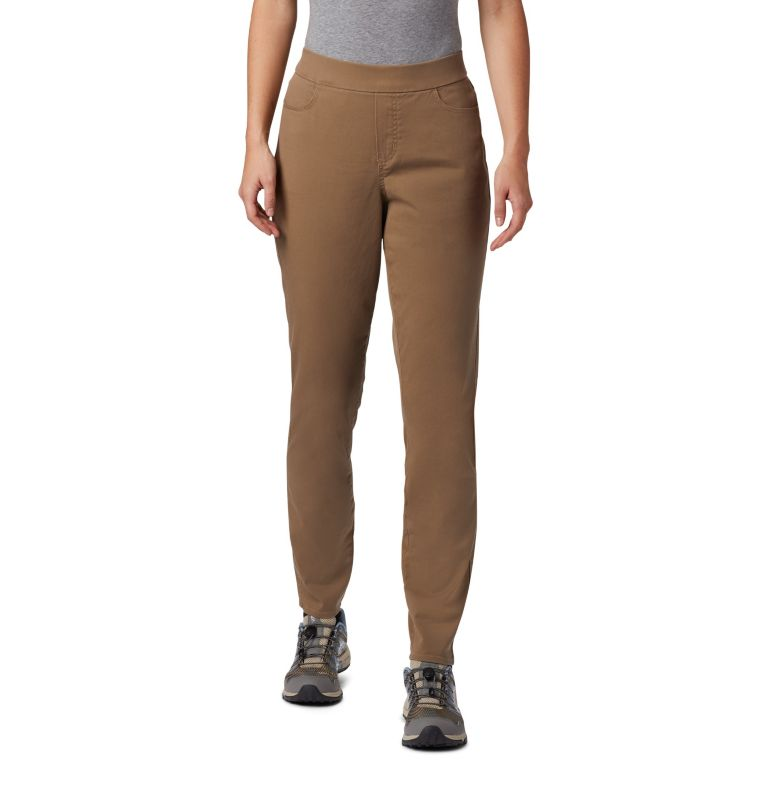 Women's Pinnacle Peak™ Colored Twill Leggings Women's Pinnacle Peak™ Colored Twill Leggings, front
