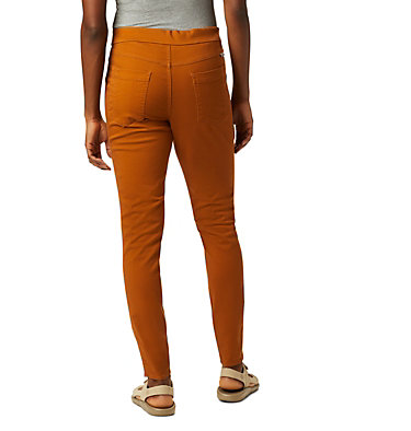 Women's Pinnacle Peak™ Colored Twill Leggings Pinnacle Peak™ Colored Twill L | 522 | L, Caramel, back