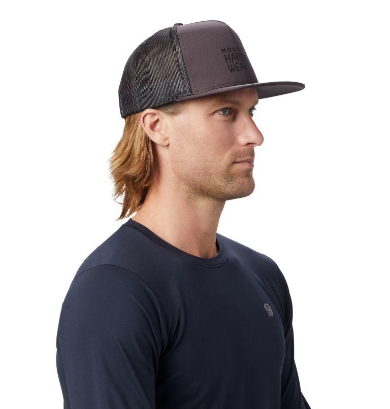 MHW Logo™ Trucker Hat | 053 | O/S MHW Logo™ Trucker Hat, Graphite, a1