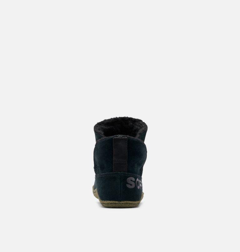 NAKISKA™ BOOTIE | 011 | 5.5 Women's Nakiska™ Slipper, Black, Sage, back