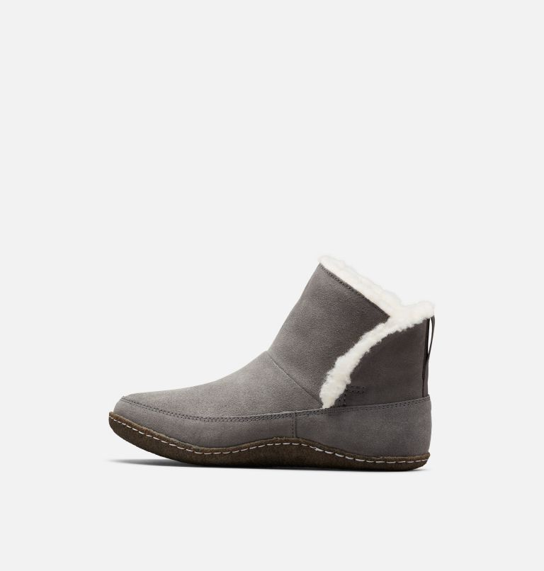 NAKISKA™ BOOTIE | 052 | 7.5 Women's Nakiska™ Bootie, Quarry, Natural, medial