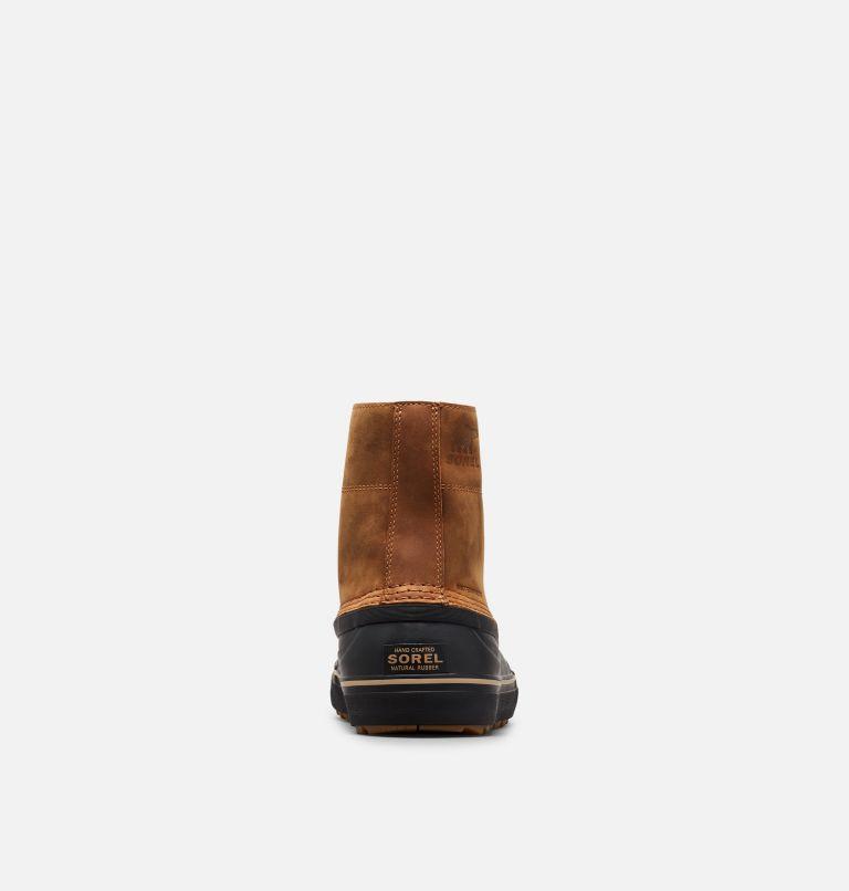 CHEYANNE™ METRO LACE WP | 286 | 7 Men's Cheyanne™ Metro Lace Boot, Elk, Black, back