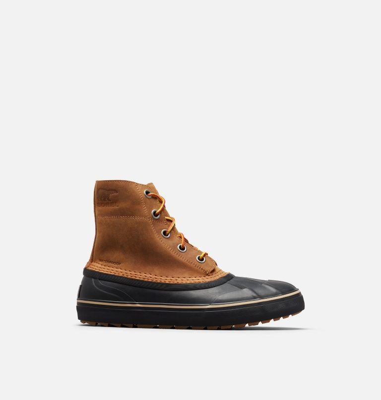 CHEYANNE™ METRO LACE WP | 286 | 7 Men's Cheyanne™ Metro Lace Boot, Elk, Black, front