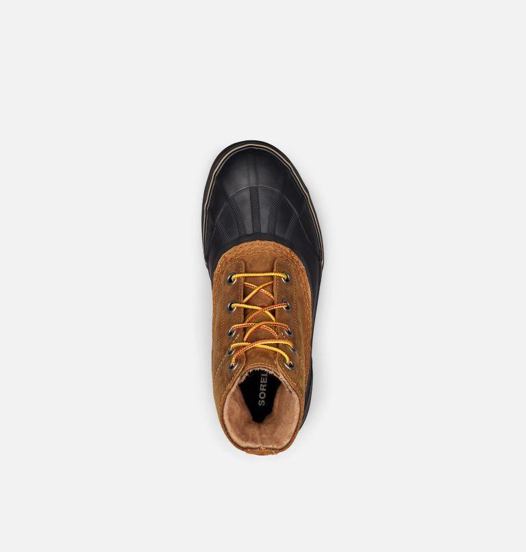 CHEYANNE™ METRO LACE WP | 286 | 7 Men's Cheyanne™ Metro Lace Boot, Elk, Black, top