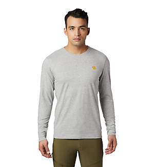 Men's Hardwear™ Logo Long Sleeve T-Shirt